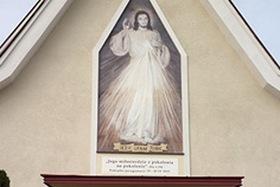 Wola Rzędzińska, Parafia Miłosierdzia Bożego