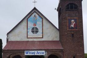 Węgrzyn, Parafia MB Królowej Świata