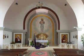 Przyszów, Kaplica św. Jana Pawła II